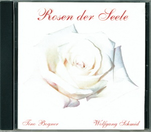 Coverbild der Audio CD Rosen der Seele